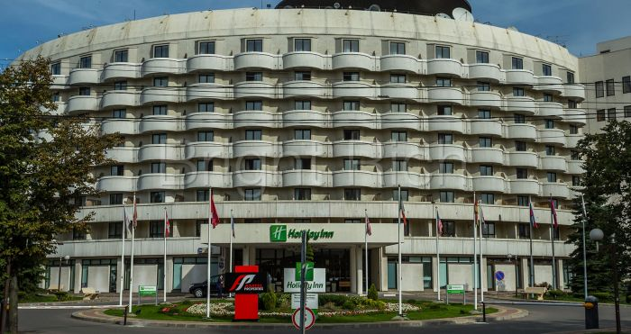 Бизнес-центр «Holiday Inn Moscow Seligerskaya»